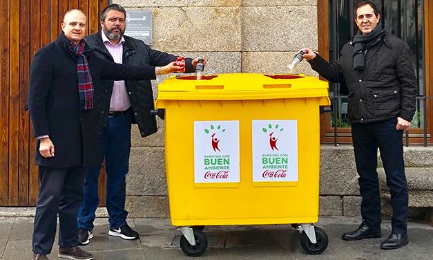 Foto posado eliminación tasa de basura