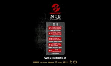 GHOST mtb challenge 2018