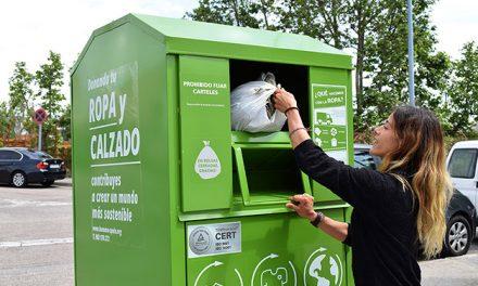 Reciclaje ropa usada
