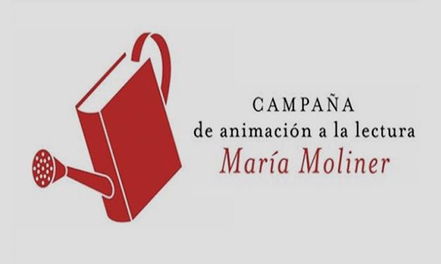 Campaña animación a la lectura María Moliner
