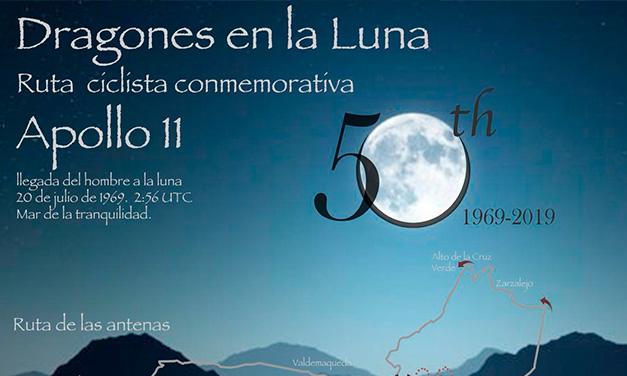 Ruta ciclista Dragones en la Luna en Robledo de Chavela