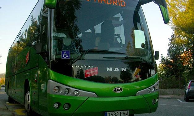 Desconvocatoria huelga autobuses
