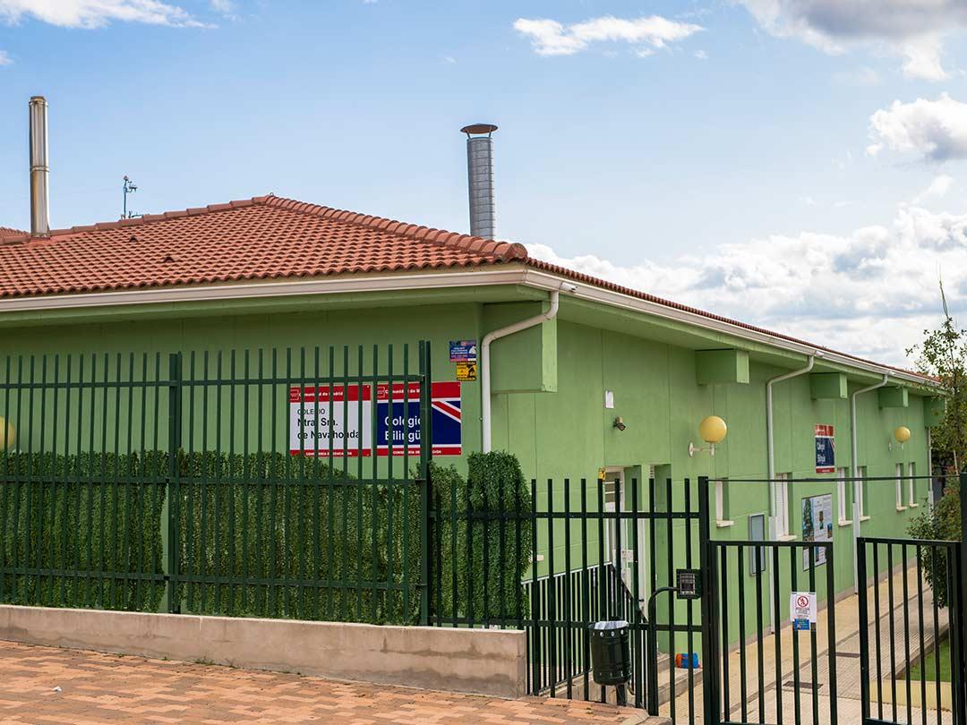 Colegio público CEIP Virgen de Navahonda