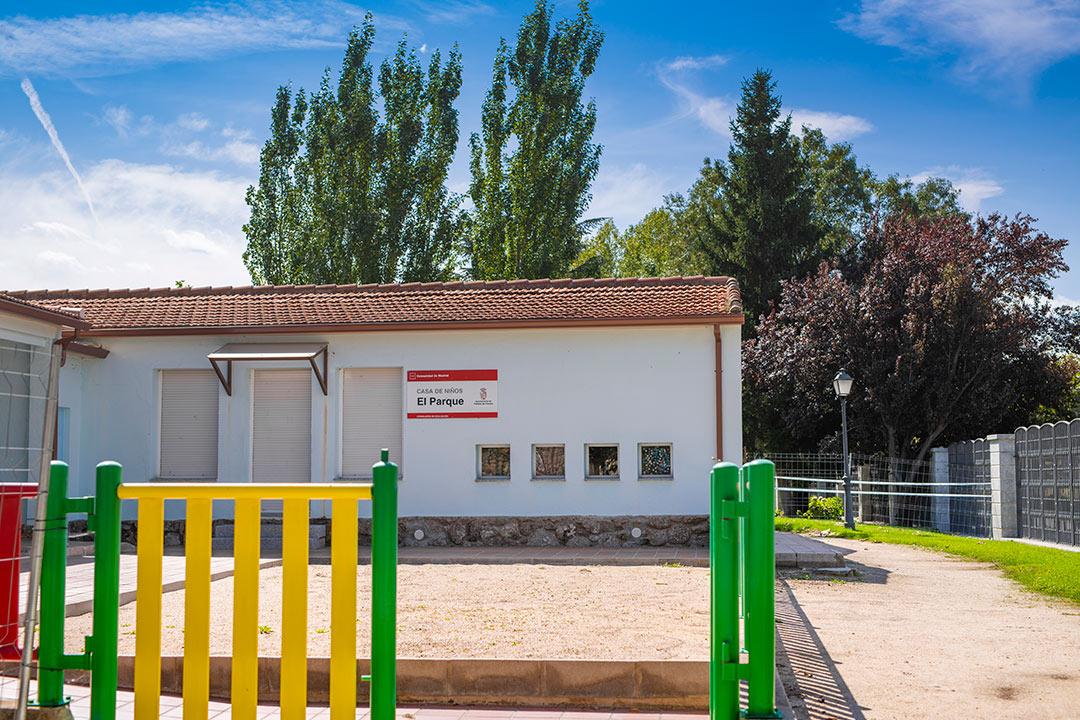 Casa de niños el parque