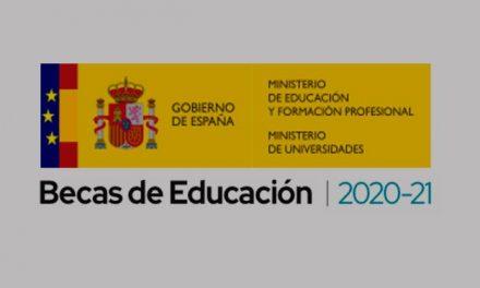 BECAS EDUCACIÓN 2020 – 2021