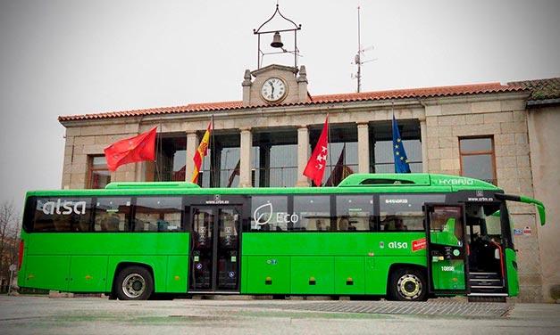 Mejoras en el transporte público en Robledo de Chavela