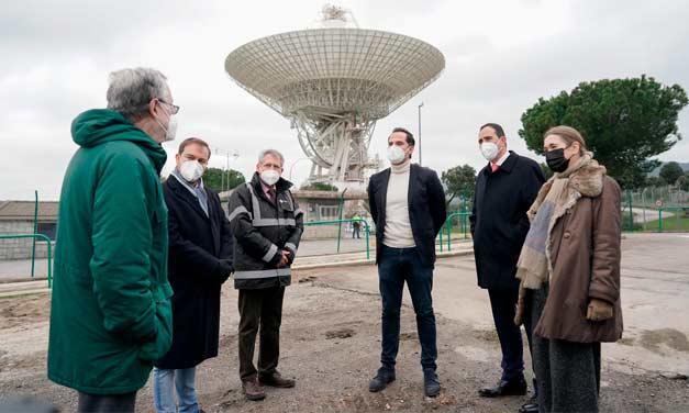 La Comunidad de Madrid elige Robledo para presentar 'Las escaleras al cielo'