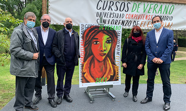Cursos Verano UCM 2021 en Robledo de Chavela