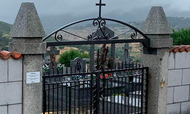 Obras Cementerio Municipal