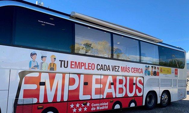 El Empleabús en Robledo de Chavela los jueves