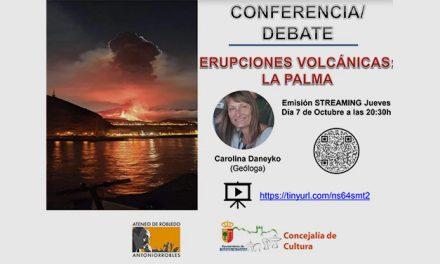 Conferencia Volcán